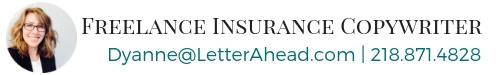 Freelance Insurance Copywriter   Personal Finance   Parenting